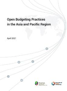 Open Budgeting Practices in the Asia and Pacific Region cover image