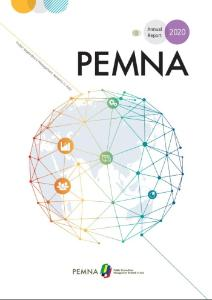 PEMNA Annual Report 2020 cover image